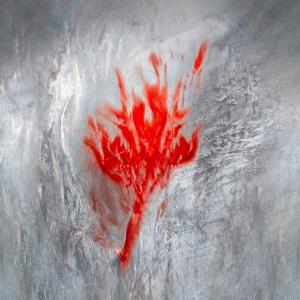'Aerial – Salt – 009' by Chris Saunders