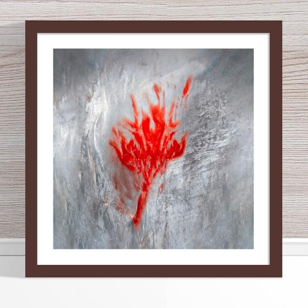 Chris Saunders - 'Aerial Salt 009' Dark Frame