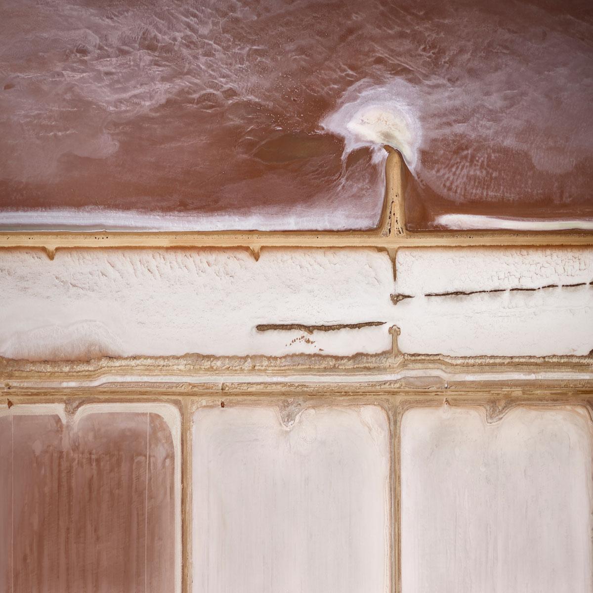 Chris Saunders - 'Aerial Salt 012'