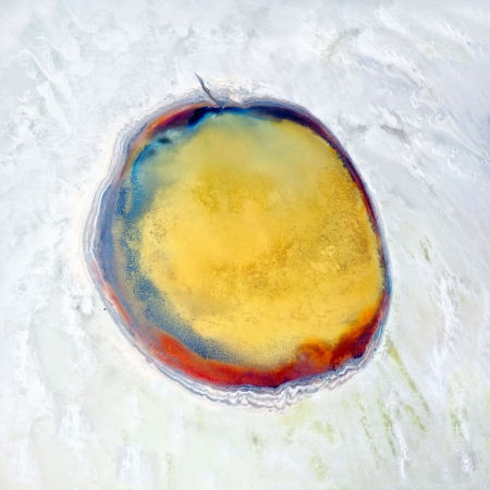 Chris Saunders - 'Aerial Salt 017'