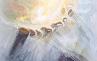 Chris Saunders - 'Aerial Salt 018'