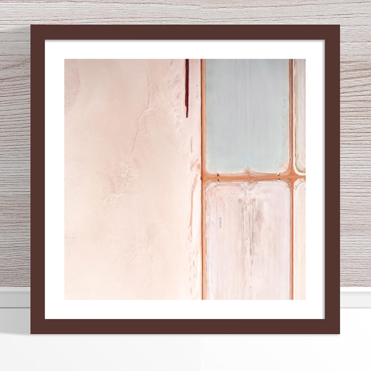 Chris Saunders - 'Aerial Salt 019' Dark Frame