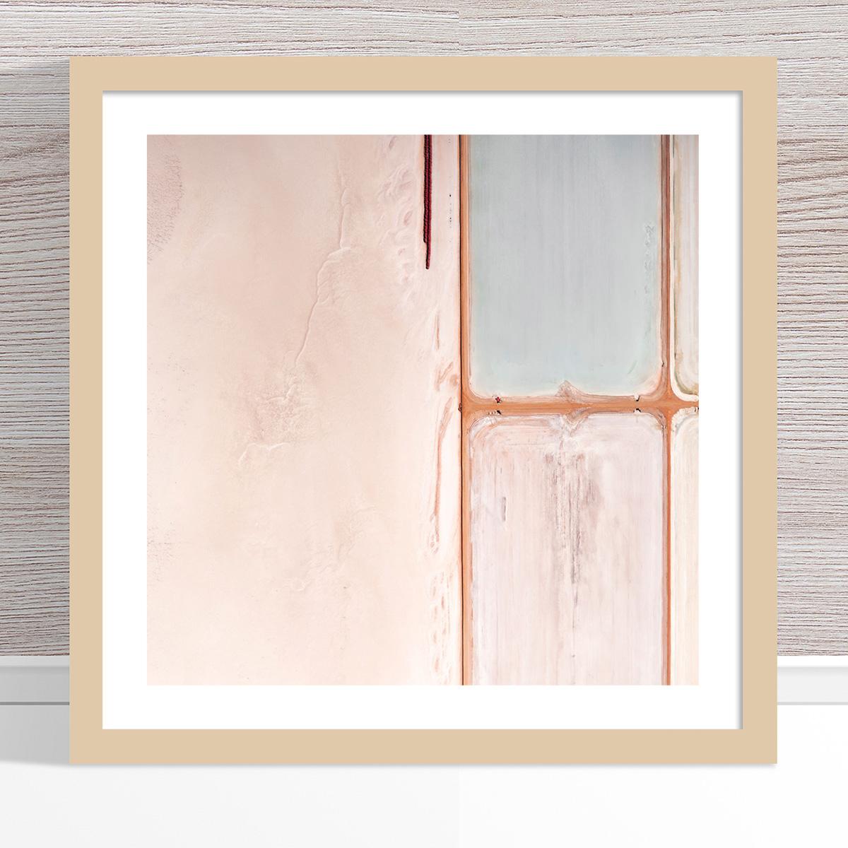 Chris Saunders - 'Aerial Salt 019' Light Frame