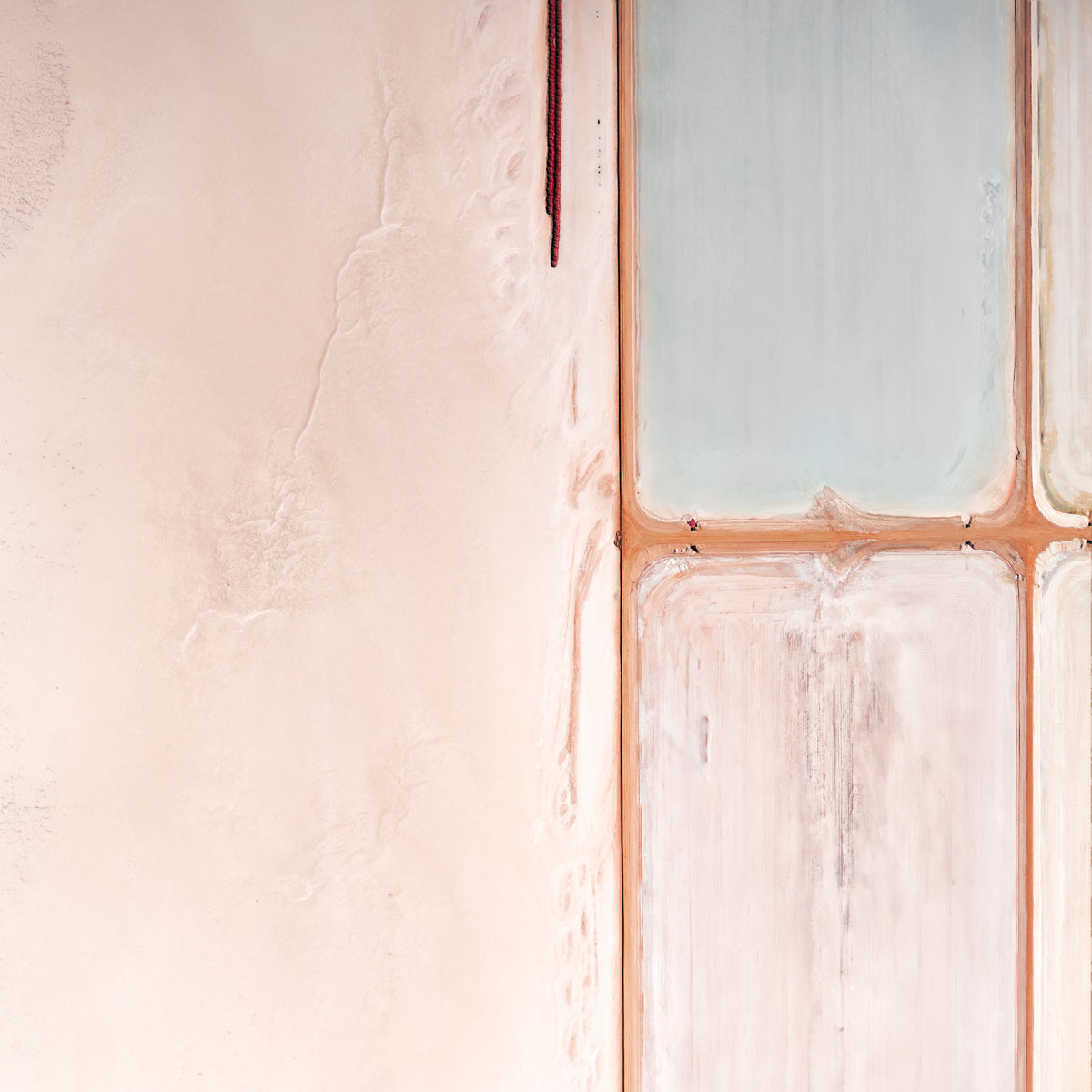 Chris Saunders - 'Aerial Salt 019'