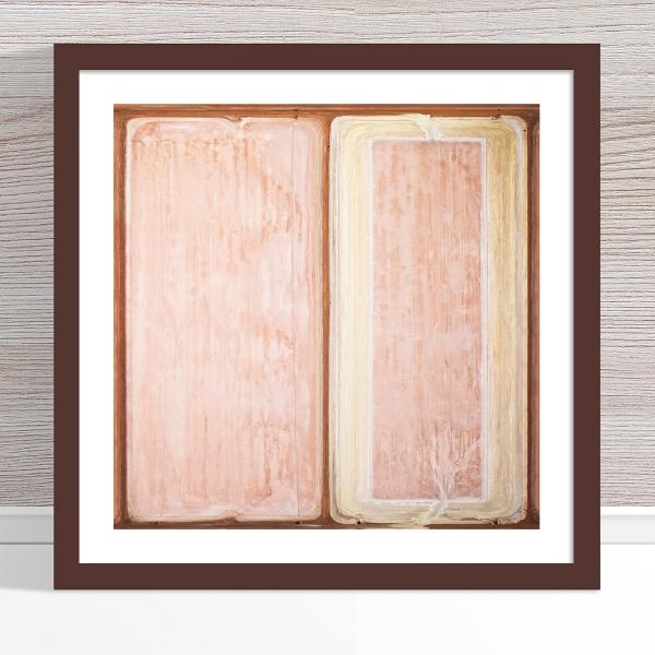 Chris Saunders - 'Aerial Salt 021' Dark Frame