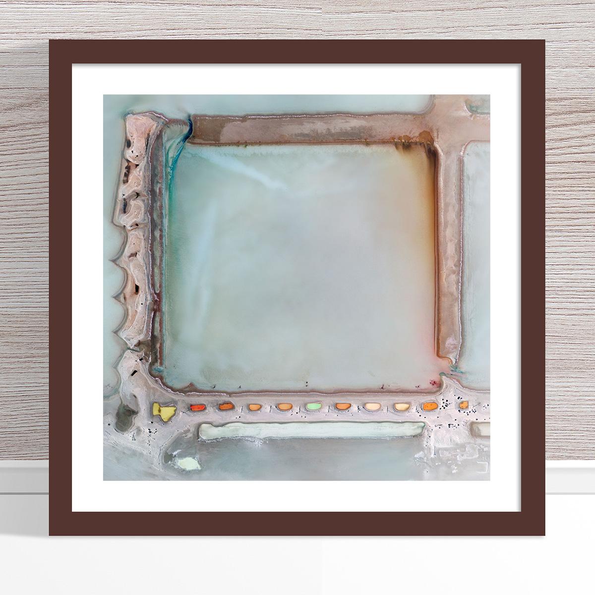 Chris Saunders - 'Aerial Salt 022' Dark Frame