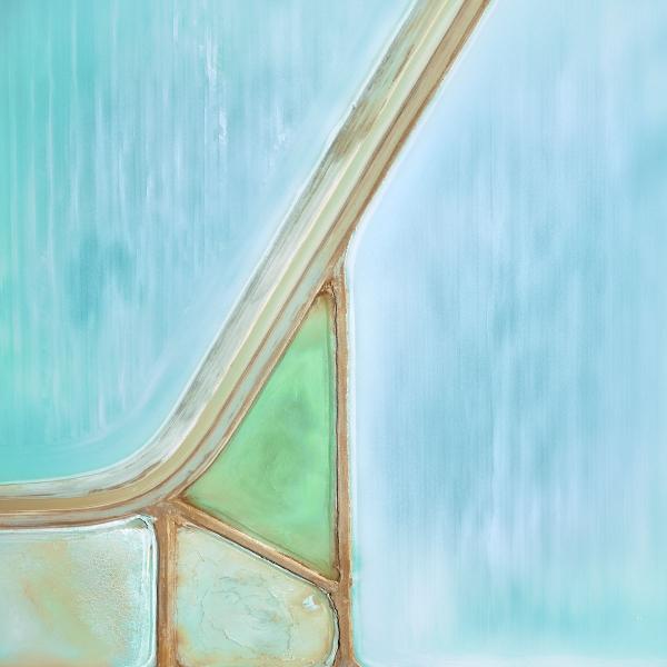 Chris Saunders - 'Aerial Salt 028'