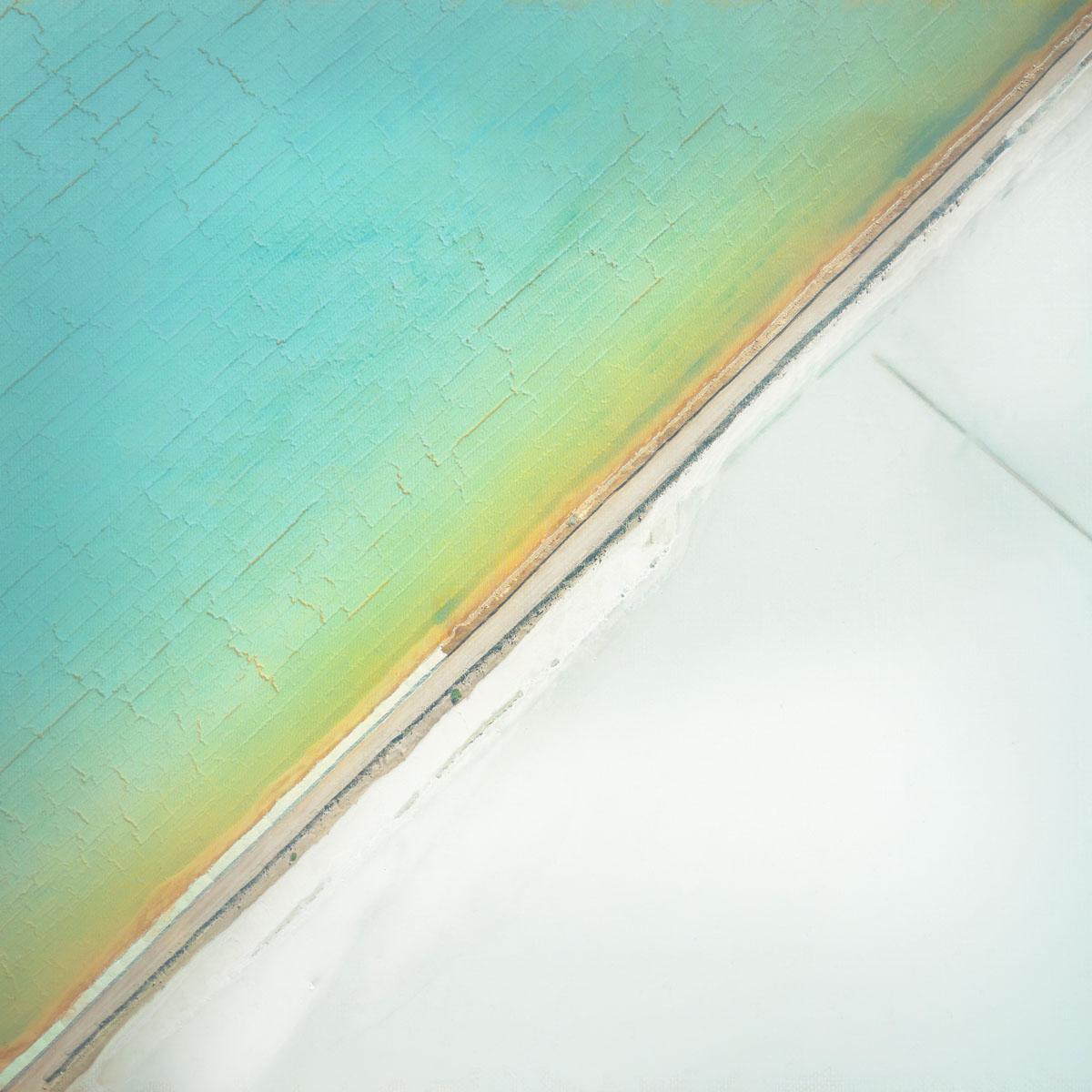 Chris Saunders - 'Aerial Salt 031'