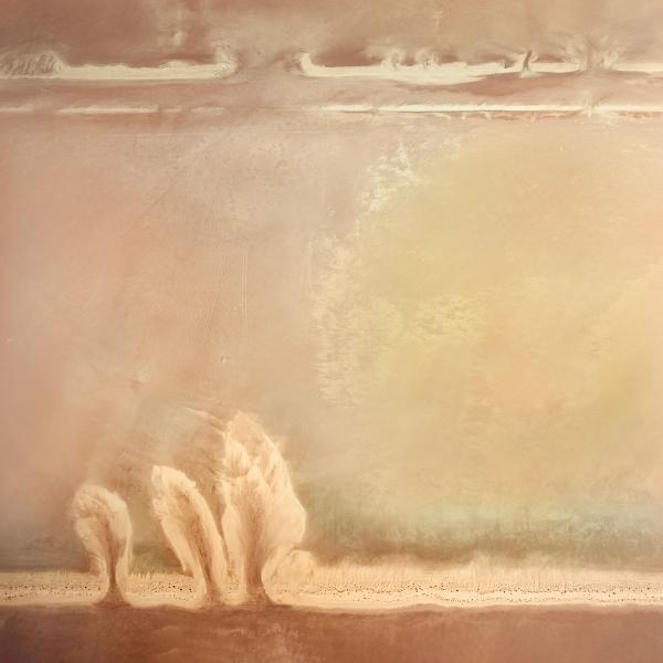 Chris Saunders - 'Aerial Salt 046'