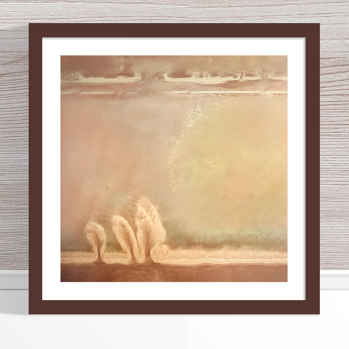 Chris Saunders - 'Aerial Salt 046' Dark Frame