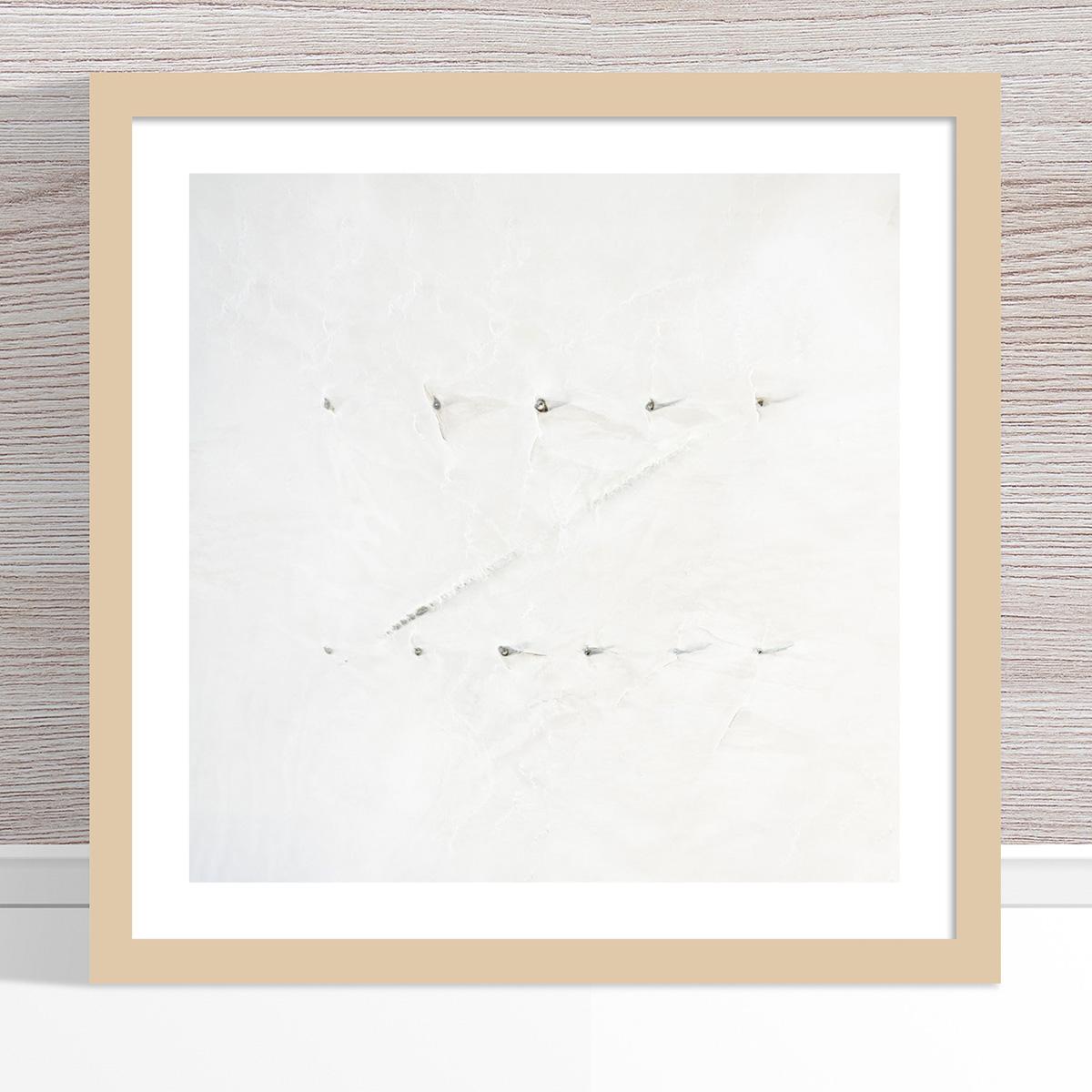Chris Saunders - 'Aerial Salt 050' Light Frame