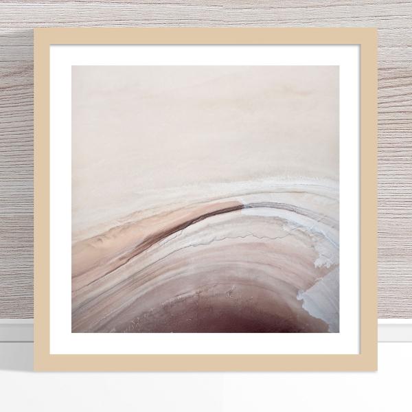 Chris Saunders - 'Aerial Salt 054' Light Frame