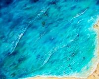 Gabriela Himstedt - 'On The Beach 2'