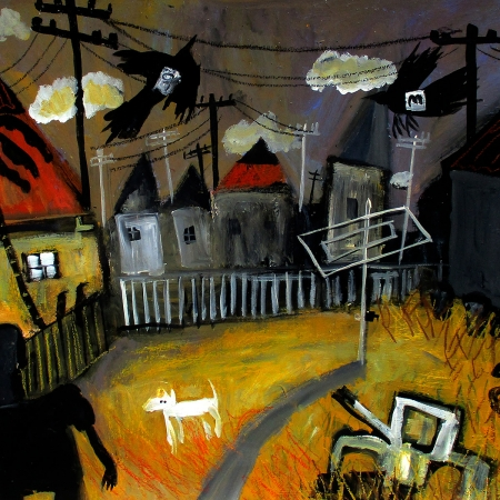 Glenn Brady - 'Backyard'