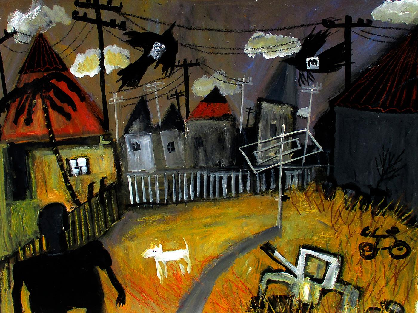 Glenn Brady - 'Backyard'