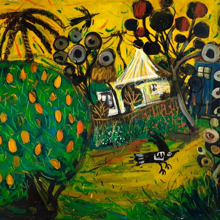 Glenn Brady - 'Backyard Mango Tree'