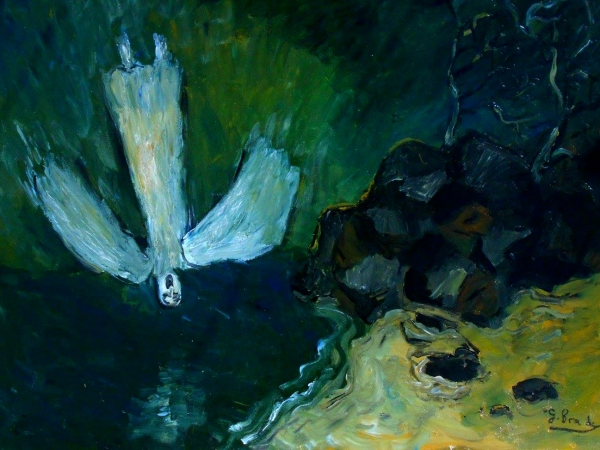 Glenn Brady - 'Angel Falling'