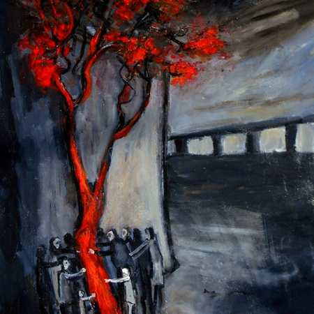 Glenn Brady - 'Around the Red Tree'