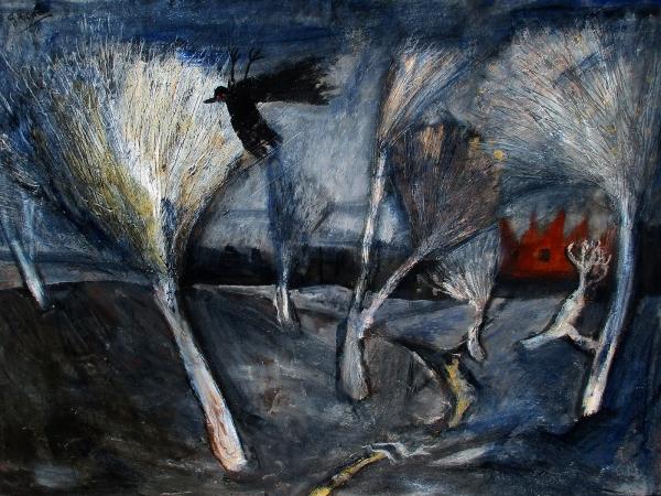 Glenn Brady - 'Bleached Landscape'