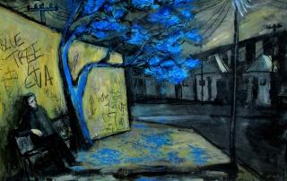 Glenn Brady - 'Blue Tree Forever'