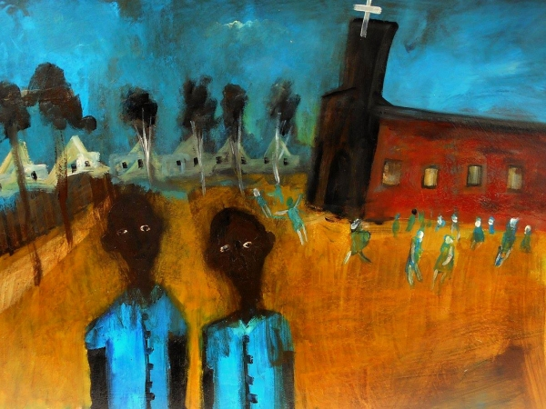 Glenn Brady - 'Boys at the Christian School'