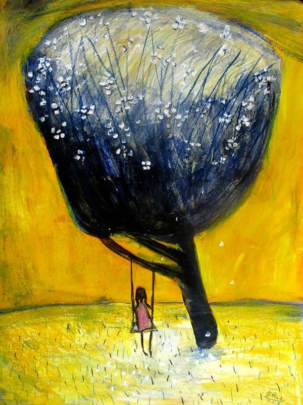 Glenn Brady - 'Girl on a Swing'
