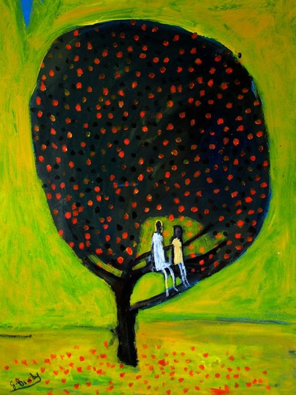 Glenn Brady - 'Girls in the Tree'