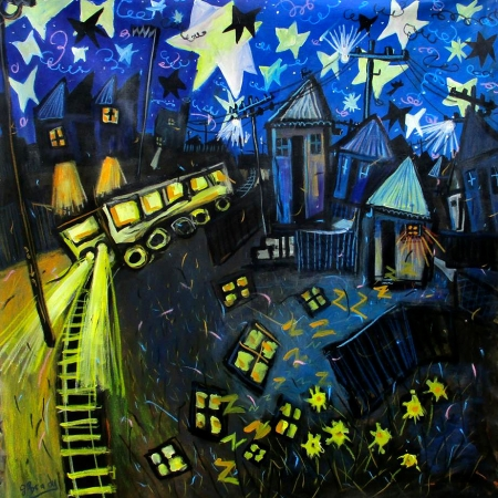 Glenn Brady - 'Hearing the Train at Night'