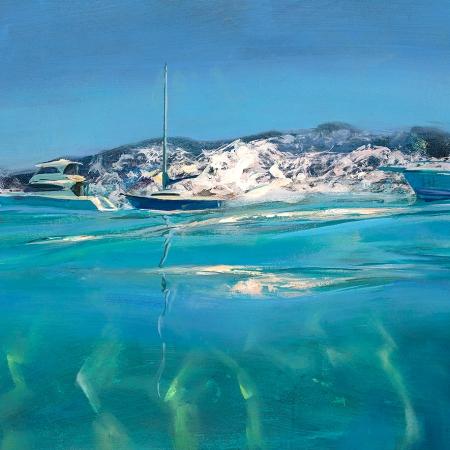 Greg Baker - 'Rolling Glasstop'