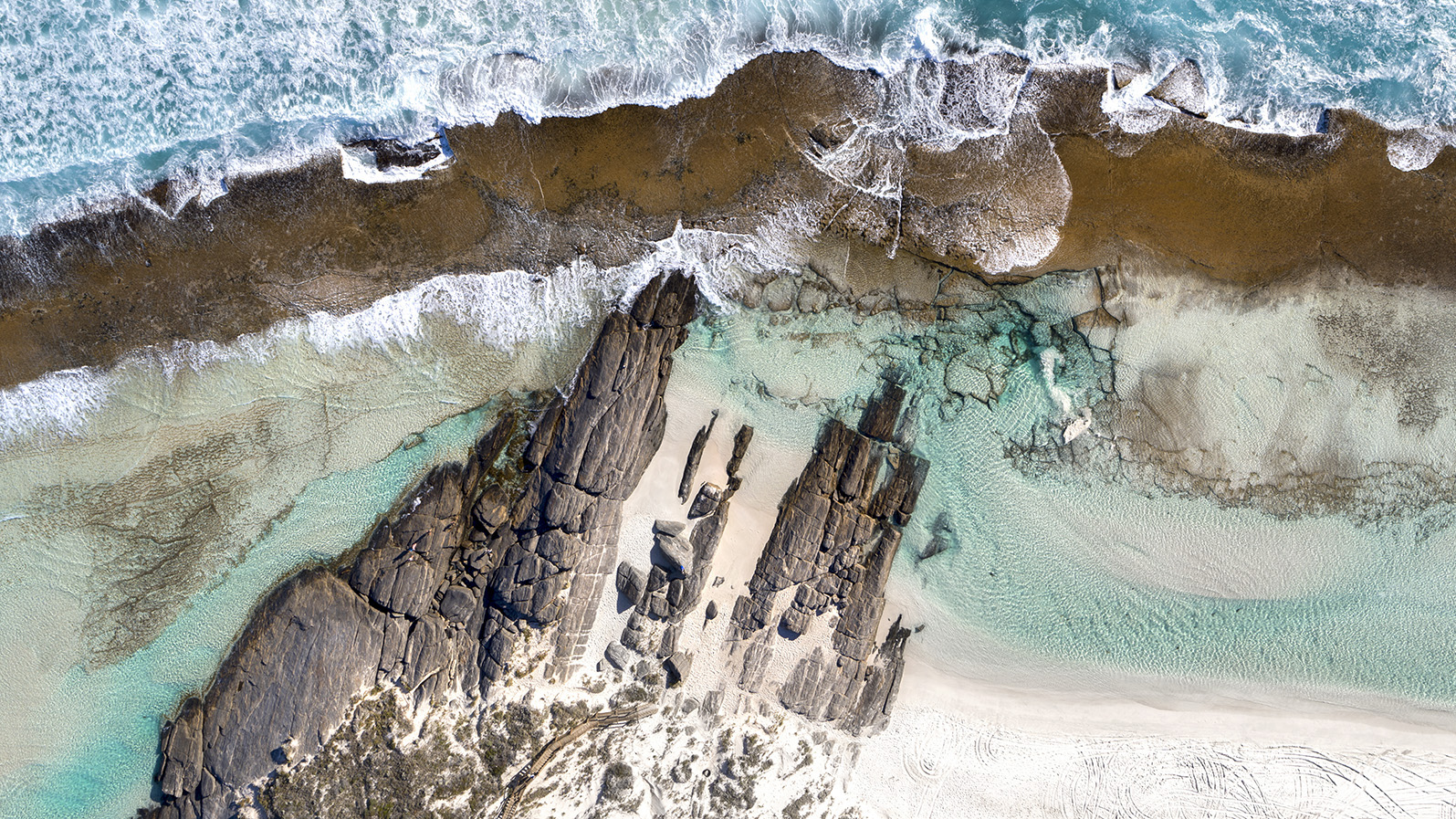 010 - Jason Mazur - '11 Mile Beach, Esperance'