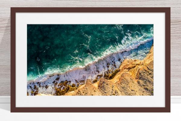 007 - Jason Mazur - Kalbarri Coastline' Dark Frame