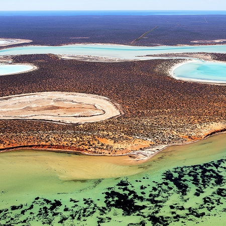 019 - Jason Mazur - 'Big Lagoon, Shark Bay'