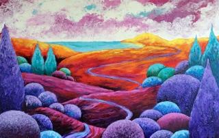 Diane McDonald - 'Byron Bay of Colours'