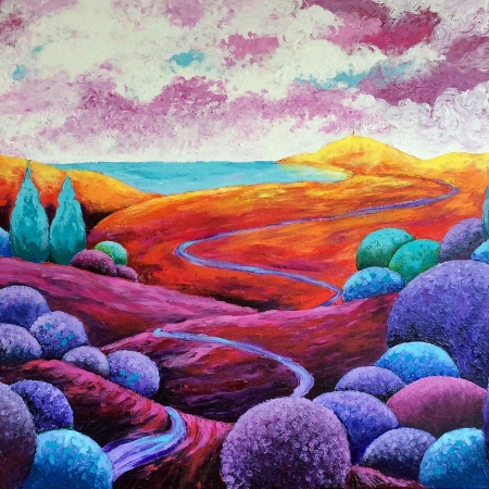 Diane McDonald - 'Byron Bay of Colours'
