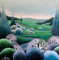 Diane McDonald - 'Emerald Eyes'
