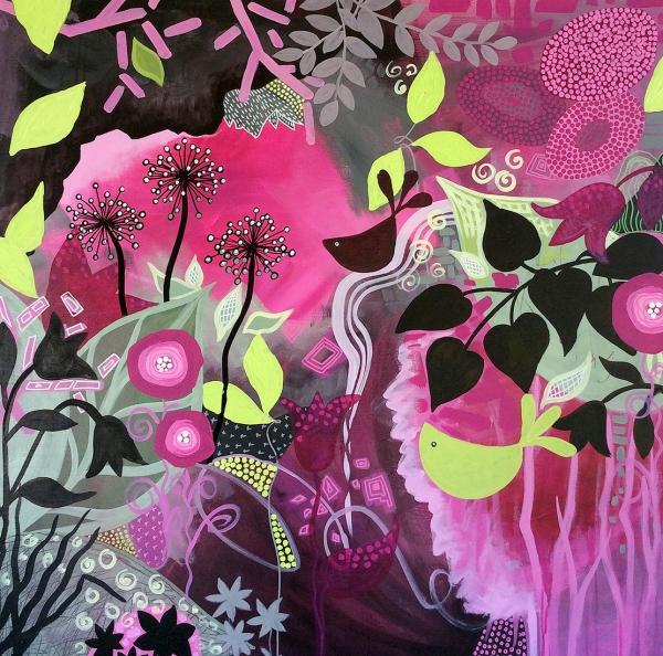 Diane McDonald - 'Floral Fantasy'