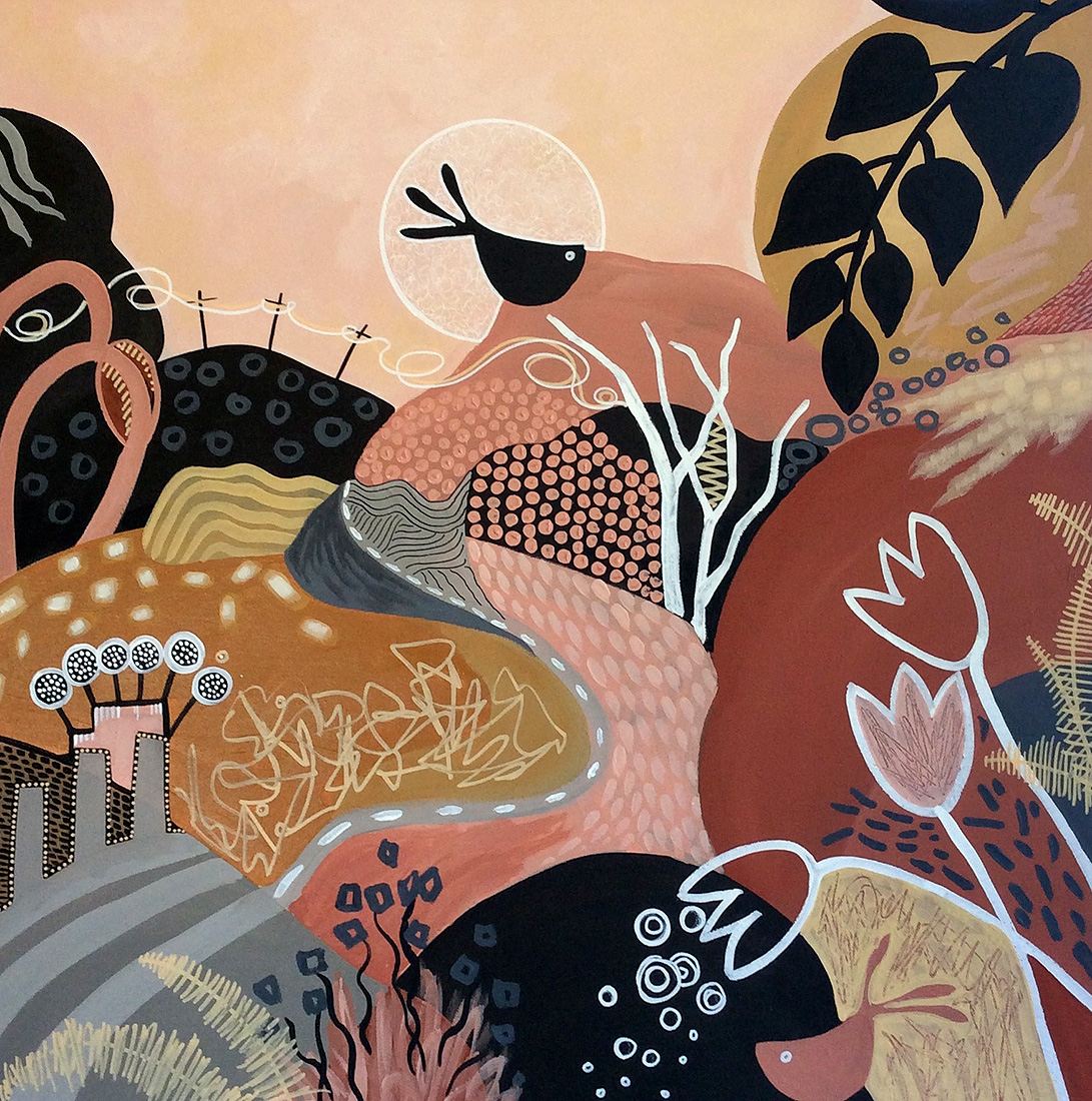 Diane McDonald - 'Up On The Downs'