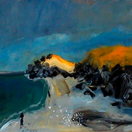 Glenn Brady - 'Beach NSW'