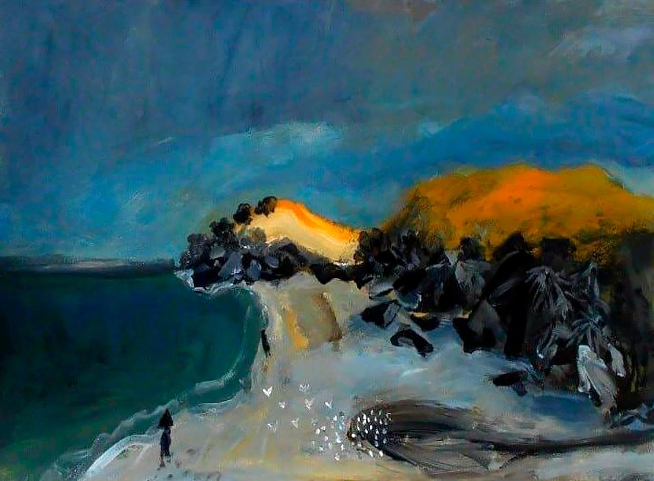 Glenn Brady - 'Beach NSW'