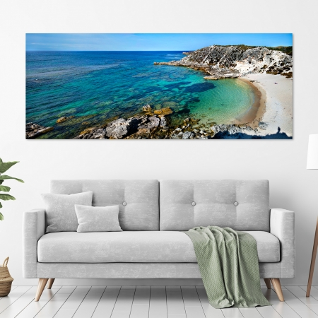 Jason Mazur - 'Armstrong Bay, Rottnest Island 034' in a room
