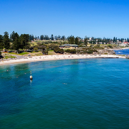Jason Mazur - 'Cottesloe Beach 017'