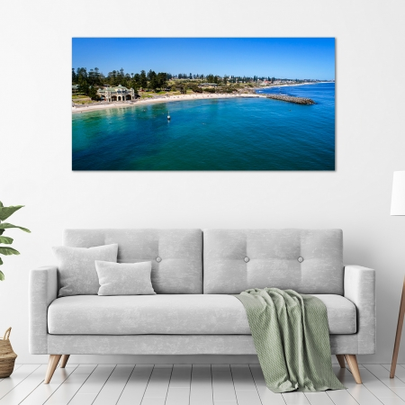 Jason Mazur - 'Cottesloe Beach 017' in a room