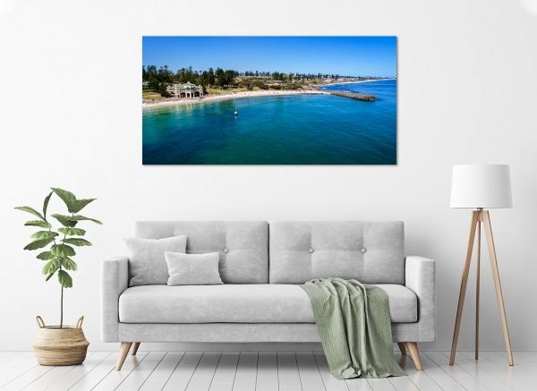 Jason Mazur - 'Cottesloe Beach 017' in a room