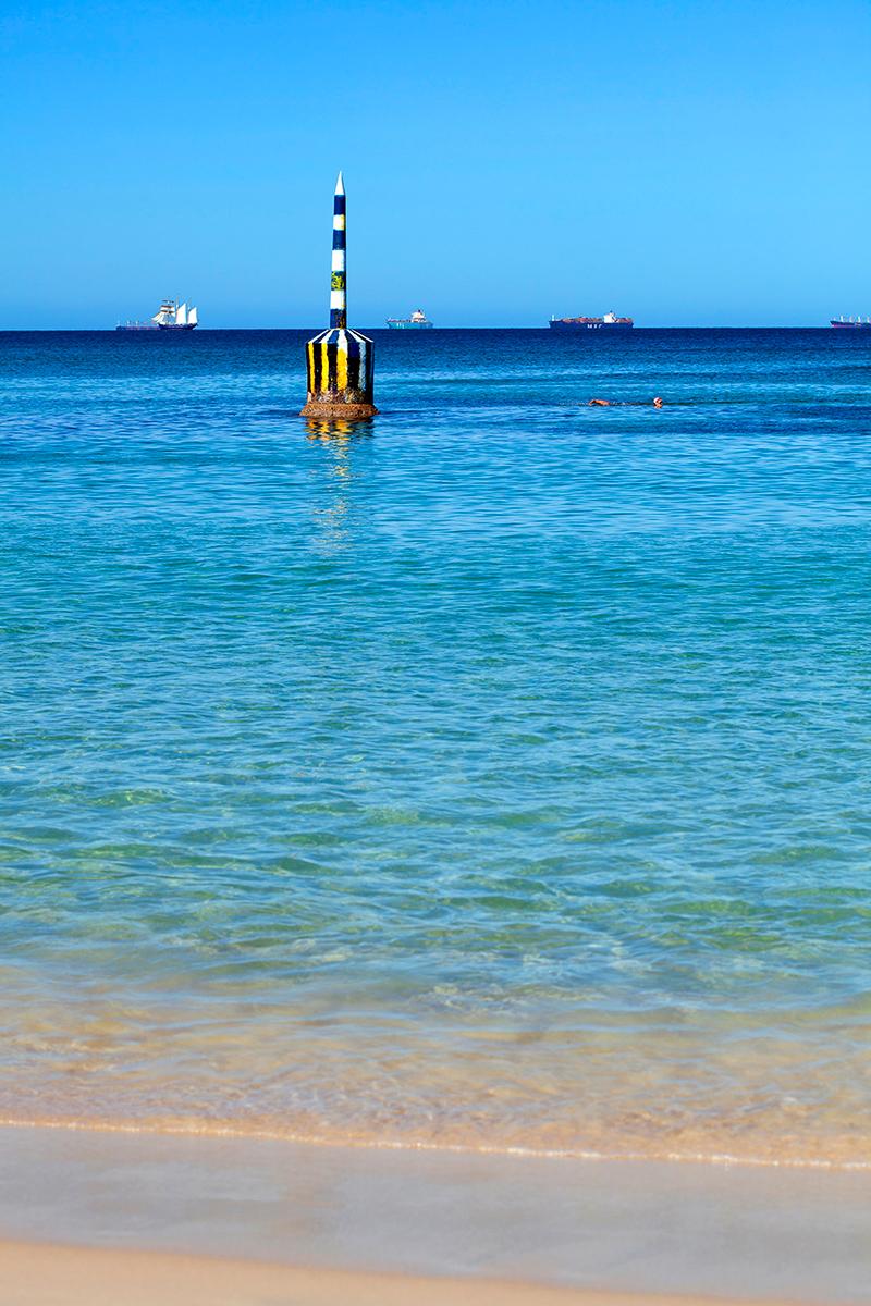 Jason Mazur - 'Cottesloe Beach Pylon 012'