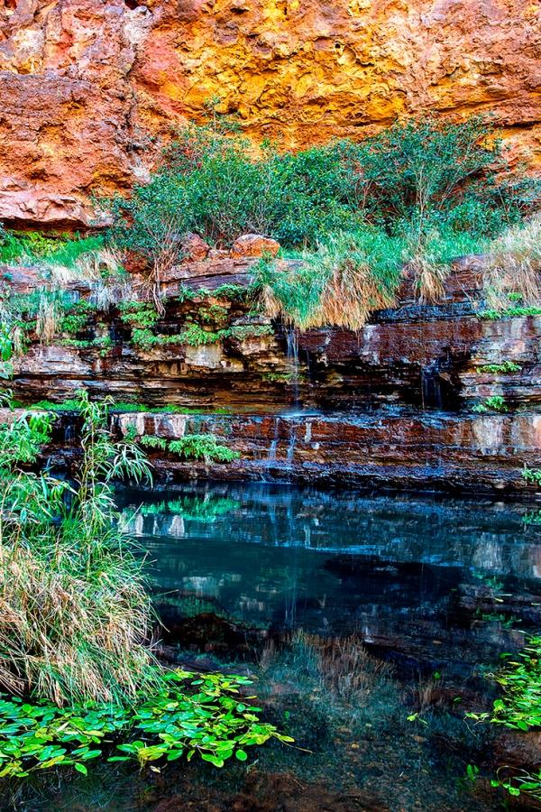 Jason Mazur - 'Circular Pool, Dales Gorge 027'