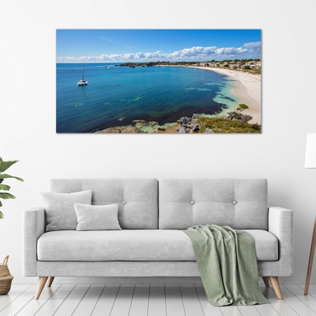 Jason Mazur - 'Geordie Bay, Rottnest Island 030' in a room
