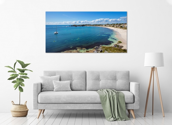 Jason Mazur - 'Geordie Bay, Rottnest Island 030' in a room