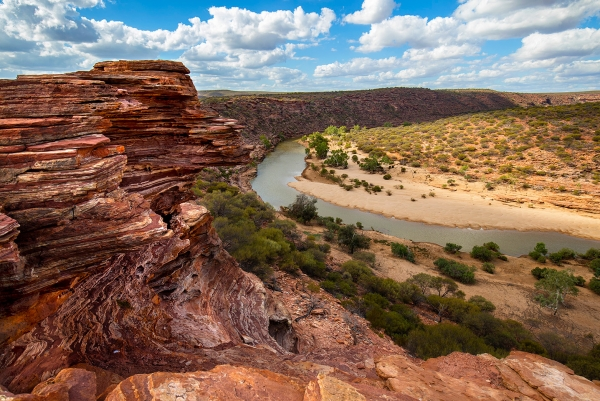 Jason Mazur - 'Murchison River Gorge 005'