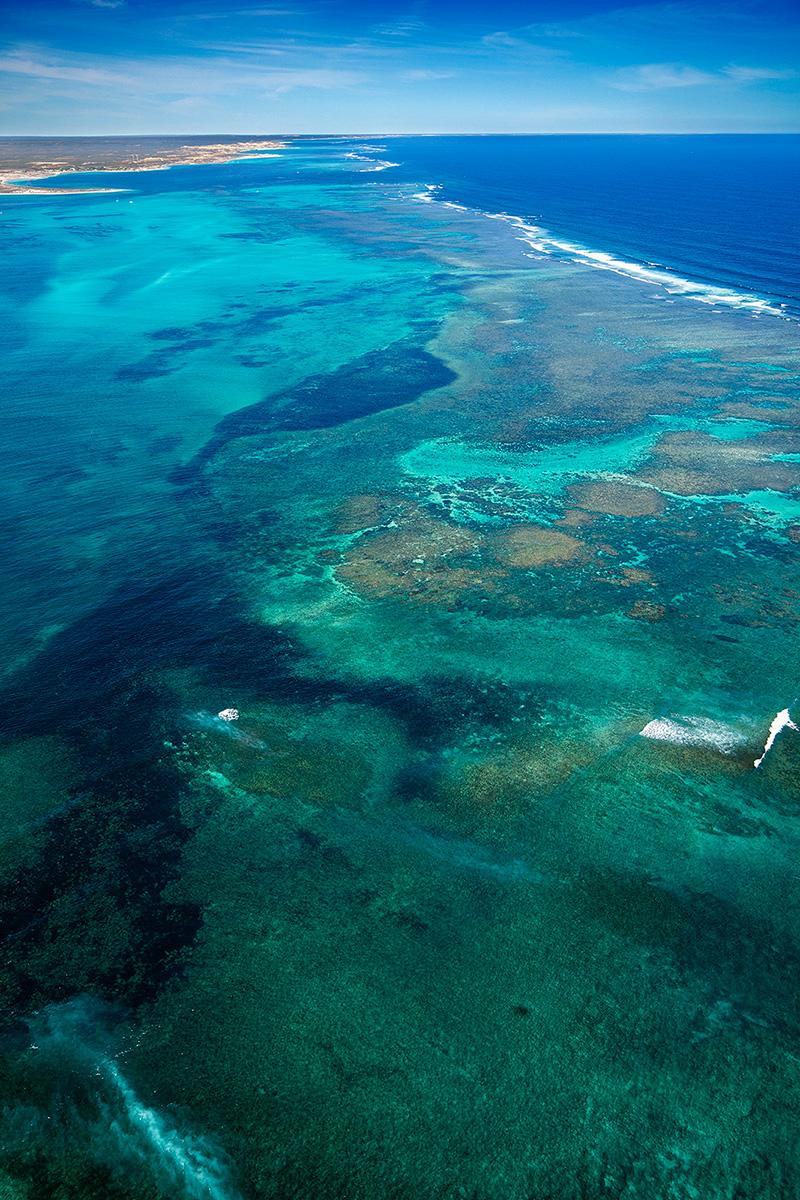 Jason Mazur - 'Ningaloo Reef, Coral Bay 013'