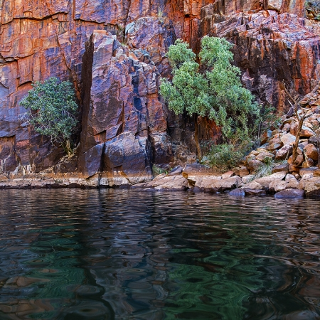 Jason Mazur - 'Python's Pool, Millstream-Chichester National Park 022'